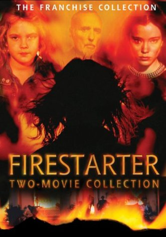 Firestarter Twomovie Collection