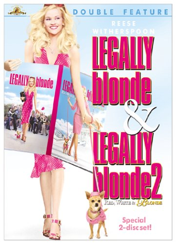 Legally Blonde  Legally Blonde 2  Red White And Blonde