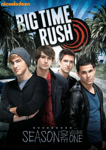 Big Time Rush Season 1 Volume One