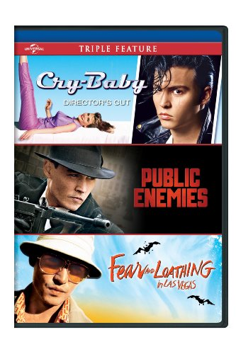 Crybaby Public Enemies Fear And Loathing In Las Vegas Triple Feature