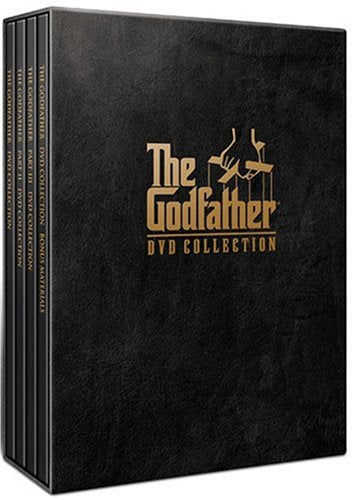 The Godfather Collection The Godfather  The Godfather Part Ii  The Godfather Part Iii