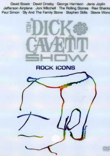 The Dick Cavett Show Rock Icons