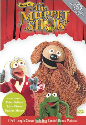 Best Of The Muppet Show Vol 4 Peter Sellers  John Cleese  Dudley Moore