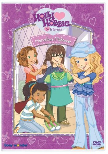 Holly Hobbie Marvelous Makeover