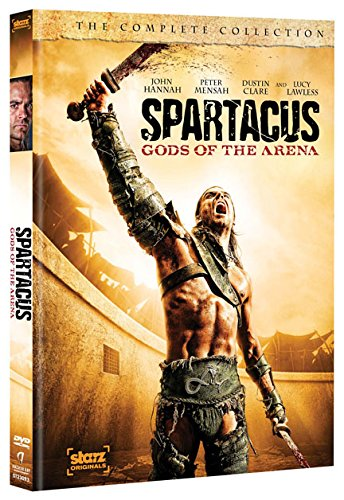 Spartacus Gods Of The Arena The Complete Collection