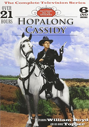 Hopalong Cassidy The Complete Series