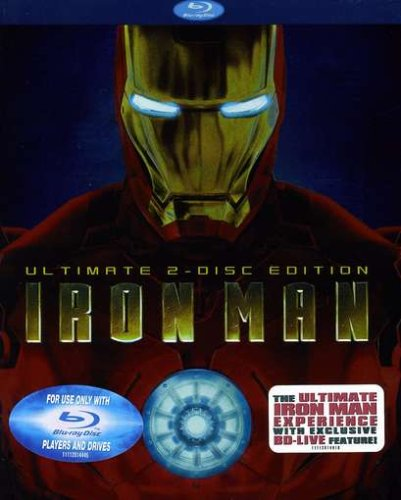 Iron Man Ultimate 2Disc Edition