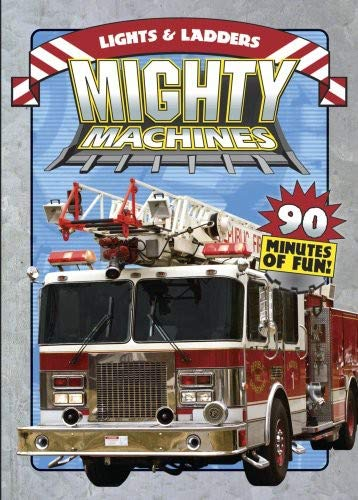Mighty Machines Lights Ladders