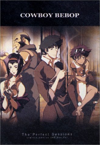 Cowboy Bebop - The Perfect Sessions Limited Edition Complete Series Boxed Set
