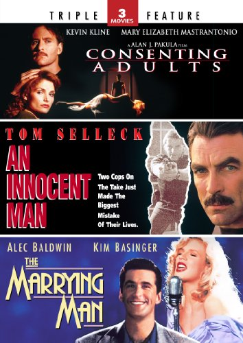 Consenting Adults An Innocent Man The Marrying Man Triple Feature