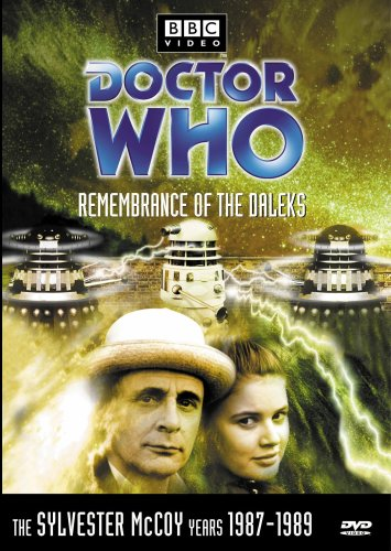 Doctor Who Remembrance Of The Daleks Story 152