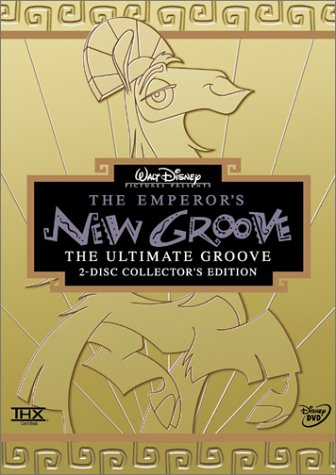 The Emperors New Groove The Ultimate Groove  Collectors Edition