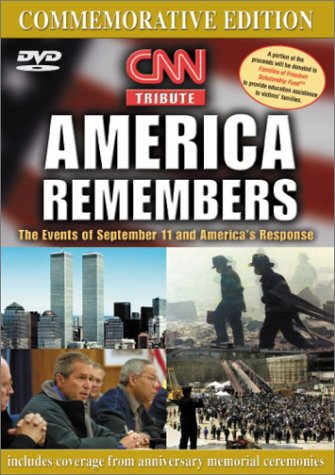 Cnn Tribute America Remembers The Events Of September 11Th Commemorative Edition