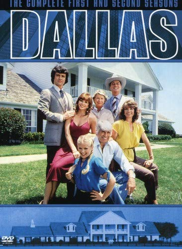 Dallas The Complete Seasons 1 2