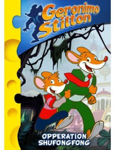 Geronimo Stilton Operation Shufongfong And Other Adventures