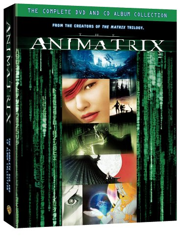 The Animatrix Includes Cd Soundtrack