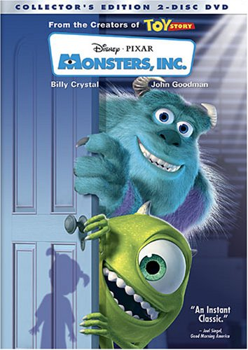 Monsters Inc  Collectors Edition