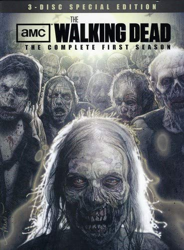 The Walking Dead Season 1 3Disc Special Edition