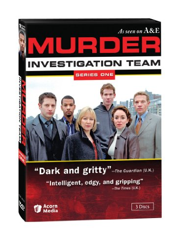 Murder Investigation Team Series One