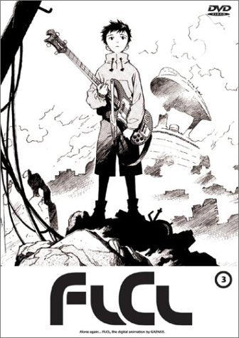 Flcl Fooly Cooly Vol 3