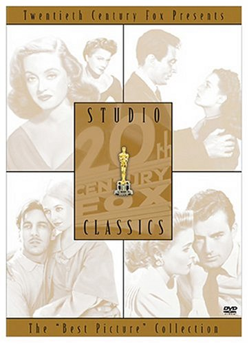 Studio Classics - Best Picture Collection Sunrise / How Green Was My Valley / Gentleman's Agreement / All About Eve