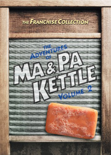 The Adventures Of Ma Pa Kettle Volume Two At The Fair On Vacation At Home At Waikiki