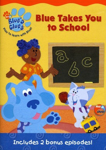 Blue's Clues - Blue Takes You To School