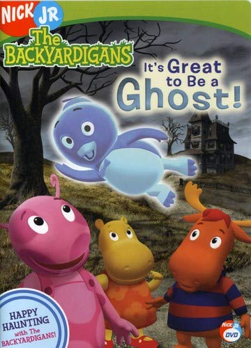 The Backyardigans Its Great To Be A Ghost