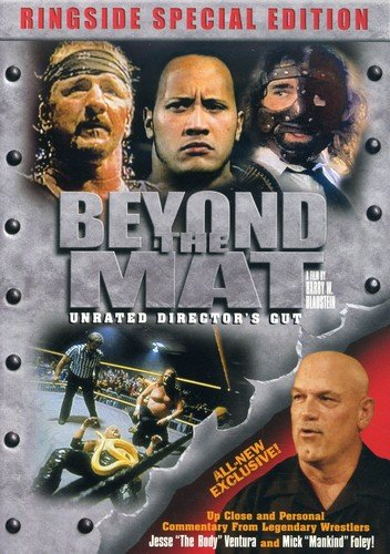 Beyond The Mat Unrated Directors Cut Ringside Special Edition