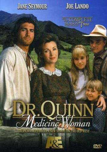 Dr Quinn Medicine Woman The Complete Season Two