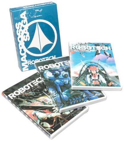 Robotech - The Macross Saga - Legacy Collection 1