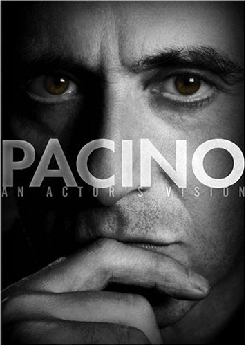 Pacino An Actor's Vision Chinese Coffee / Looking For Richard / The Local Stigmatic