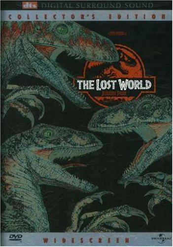 The Lost World  Jurassic Park Widescreen Collectors Edition