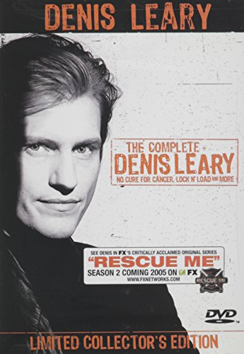 The Complete Denis Leary No Cure For Cancer