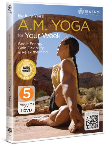 A.M. Yoga For Your Week