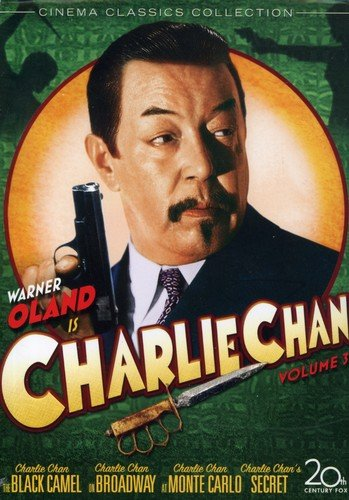 Charlie Chan Collection, Volume 3 Charlie Chan's Secret / Charlie Chan At Monte Carlo / Charlie Chan On Broadway / The Black Camel