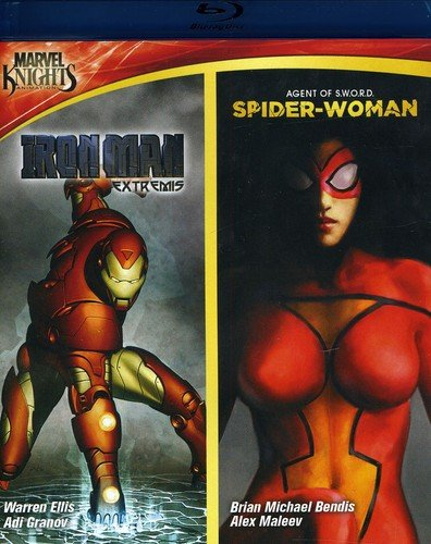 Marvel Knights Iron Man  Spider Woman