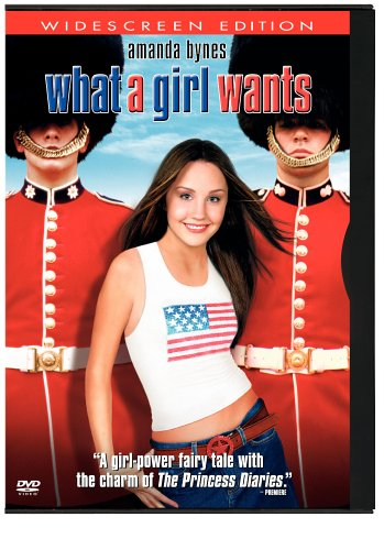 What A Girl Wants Widescreen Edition