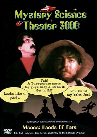 Mystery Science Theater 3000 Manos - Hands Of Fate