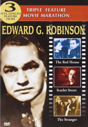 Edward G. Robinson Triple Feature The Red House / Scarlet Street / The Stranger