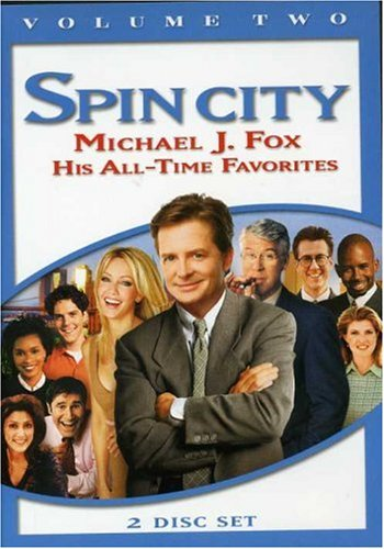 Spin City Michael J Foxs Alltime Favorites Vol 2