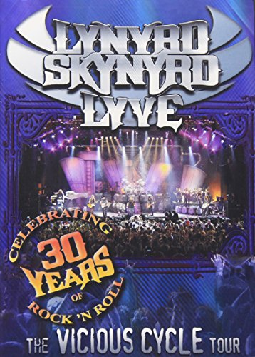 Lynyrd Skynyrd Lyve The Vicious Cycle Tour