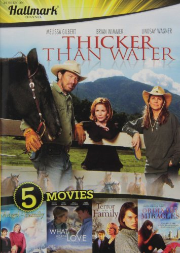 Hallmark Entertainment Collection Thicker Than Water / Angel In The Family / What I Did For Love / Terror In The Family / Ordinary Miracles
