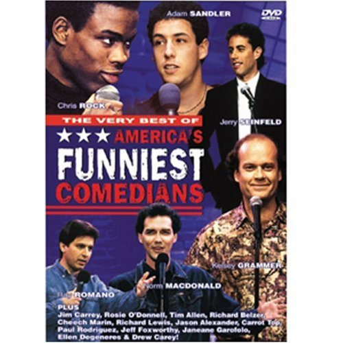 The Very Best Of America's Funniest Comedians
