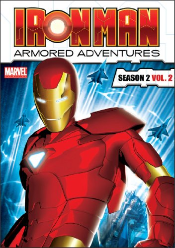 Iron Man Armored Adventures Season 2 Volume 2