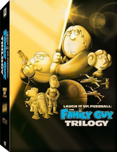 Laugh It Up Fuzzball Family Guy Trilogy Blue Harvestsomething Something Something Darkside Its A Trap