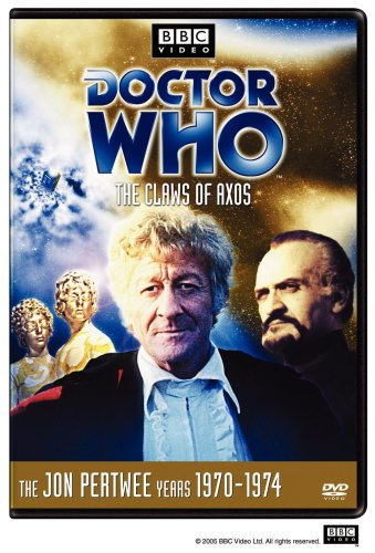 Doctor Who The Claws Of Axos Story 57