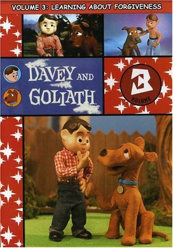 Davey And Goliath Vol 3 Learning About Forgiveness