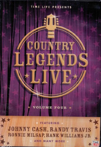 Country Legends Live, Volume 4!