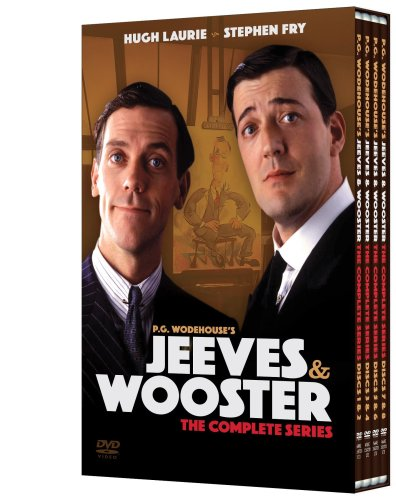 Jeeves  Wooster The Complete Series